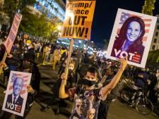 Amerika haalt opgelucht adem: grote incidenten blijven uit op beladen verkiezingsdag