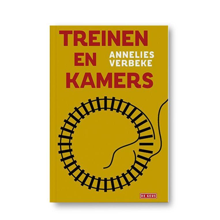 Treinen en kamers - Annelies Verbeke Beeld Uitgeverij De Geus