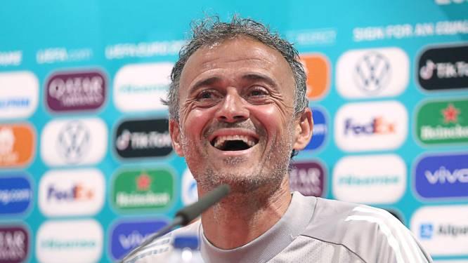 Niet Ronaldo, maar Spaanse bondscoach Luis Enrique was trendzetter wegzetten Coca-Cola-flesjes