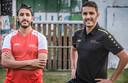 Younes en Youssef El Haddaji van Red-Side Academy