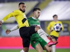 Dordrecht-speler Özgür Aktas verheugt zich vooral op weerzien met NEC-coach Ron de Groot