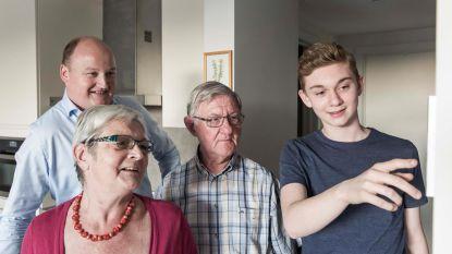 14-jarige verbouwt flat met topdomotica