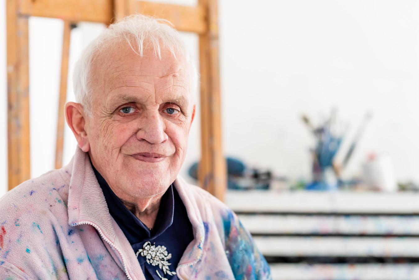 Kunstenaar Ido Vunderink is op 86-jarige leeftijd overleden.