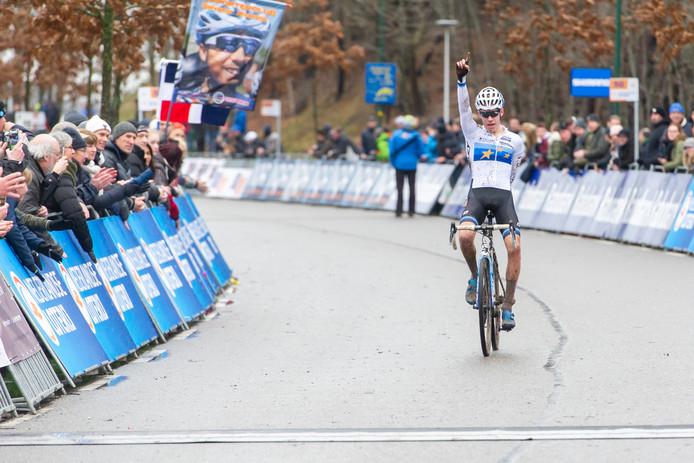 Pim Ronhaar Nederlands kampioen bij de Junioren
