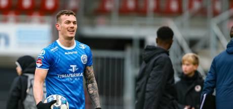 """Clubtopscorer Jizz Hornkamp keert terug in de spits bij FC Den Bosch: ,,Ik sta weer te popelen"""""""