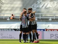 Tiental West Ham onderuit bij Newcastle na foutenfestijn in eerste helft