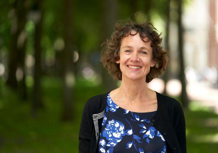 Annette de Boer, directeur GGD Haaglanden