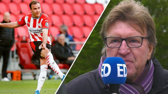 Aad de Mos over de laatste competitiewedstrijd van PSV.