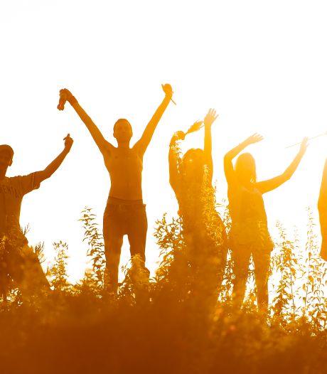 Einde aan de huidhonger, maak je klaar voor een summer of love! 'Mensen willen helemaal losgaan'