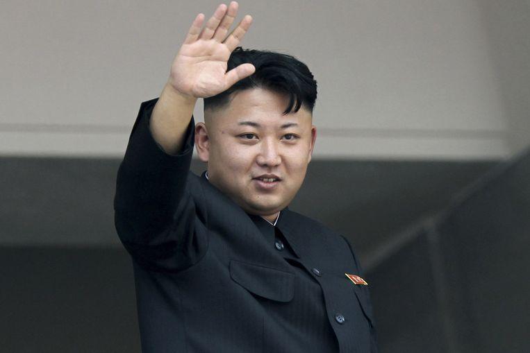Kim Jong-Un Beeld ap