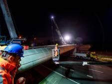 A2 bij Diefdijk gaat nacht dicht als oefening tegen hoogwater