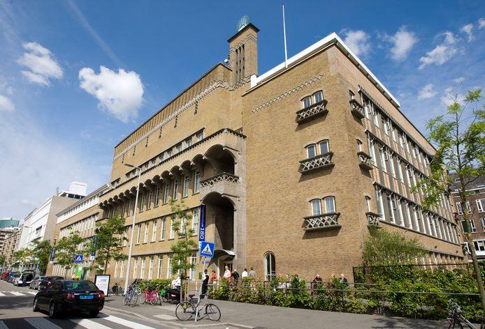 Het Oogziekenhuis in Rotterdam.