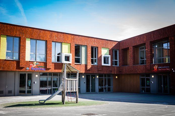 Basisschool De Regenboog in Geldrop.