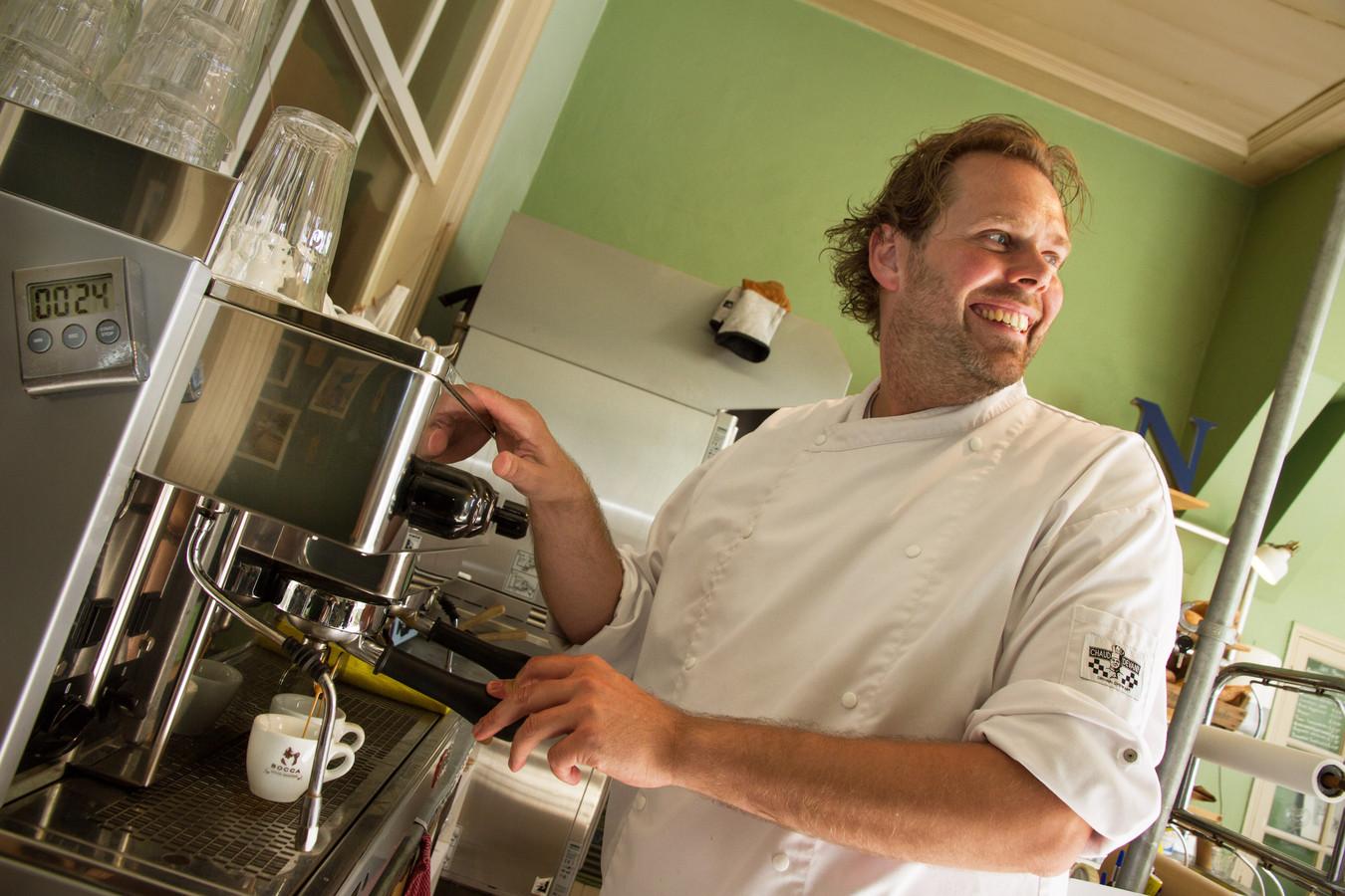 Sander Nobel van Nobel's Brood.