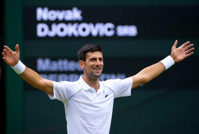 Novak Djokovic a longtemps hésité, il sera finalement bien à Tokyo pour tenter de décrocher sa première médaille d'or.