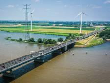 Haringvlietbrug komend weekend alsnog tijdelijk dicht voor werkzaamheden