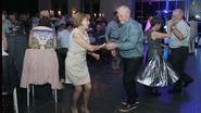 Zestigjarigen samen op één groot feest