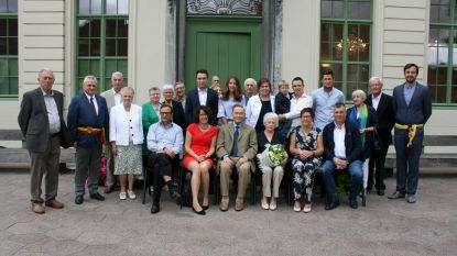 Raymond en Julietta vieren briljanten huwelijk