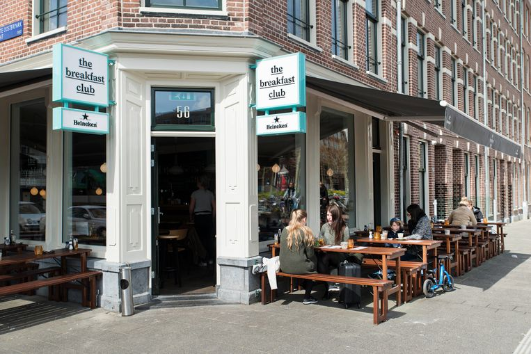 The Breakfast Club Beeld Charlotte Odijk