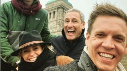 "Gert en James samen op reis in New York: ""Bucketlist is weer wat korter nu"""