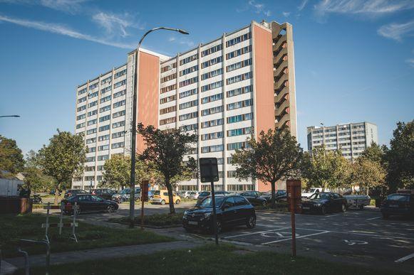 De blokken van Nieuw Gent moeten gesloopt en vervangen worden
