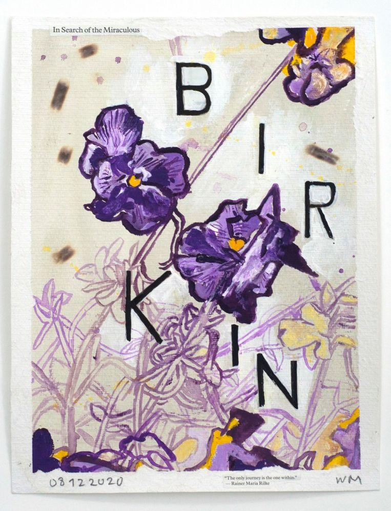 Werner Mannaers - Birkin I (2020), DMW Gallery Beeld GalleryViewer