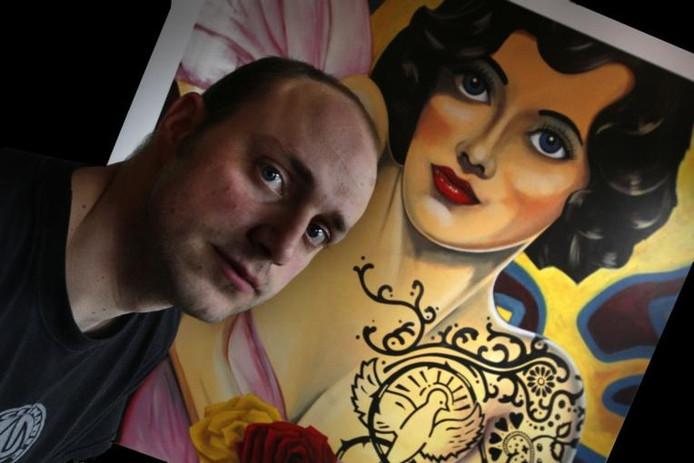 Niek Is Rechterhand Van Mister Pinkpop Den Bosch Vught