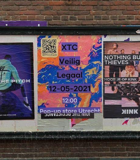 Als het aan deze jongerenorganisatie ligt, staat er straks een echte xtc-store in Utrecht