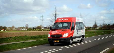 Einde dreigt al voor buurtbus in dorpen Cuijk
