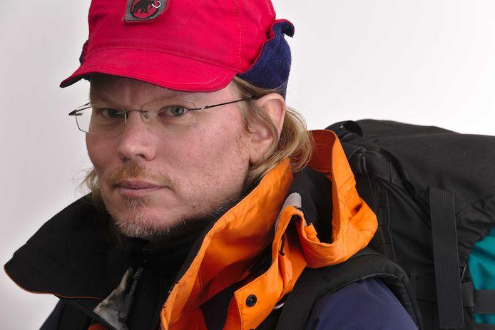 Archieffoto van Arjen Kamphuis, die sinds 20 augustus wordt vermist in Noorwegen.