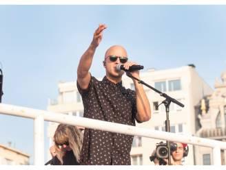 ZIEN: Koppenlopen voor Milow's Sunset Concert bij het Q-Beach House