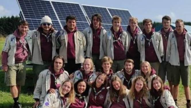 Scoutsgroep Sint-Paulus is Duurzame Held 2021 van Bonheiden: 'Elektruck' voorzag kamp van stroom
