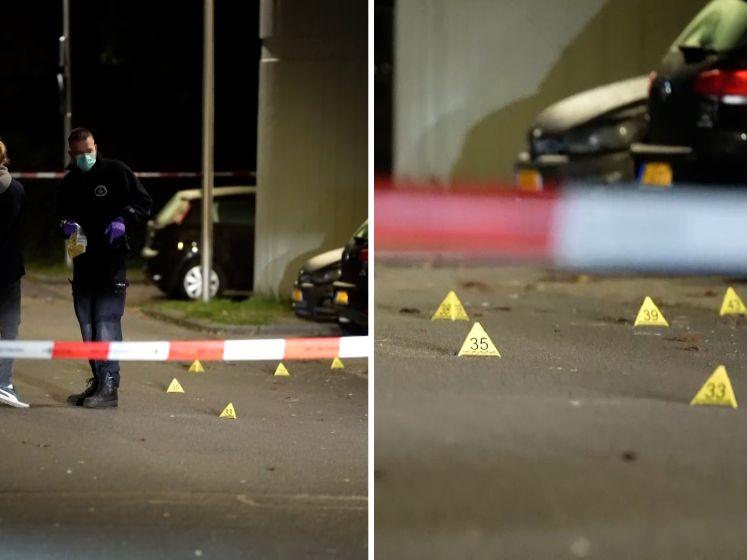 Politie doet onderzoek naar schietpartij in Overvecht