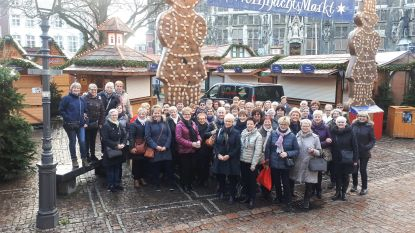 KVLV naar Kerstmarkt Aken