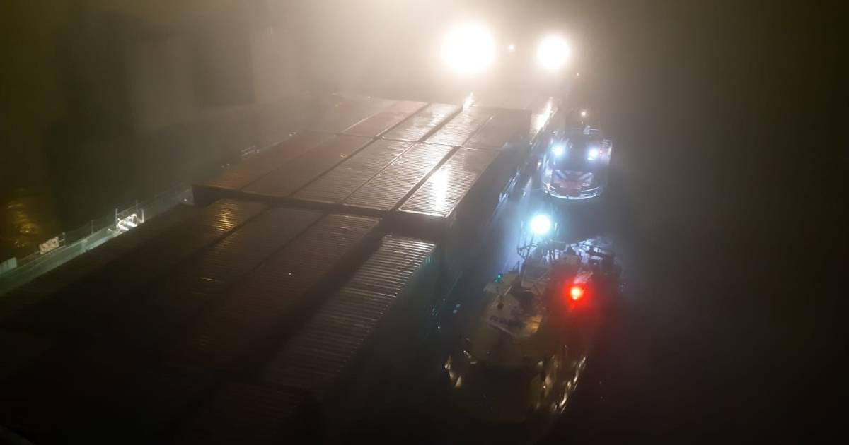 Ongeluk met tanker met gevaarlijke stoffen was nét geoefend toen het mis ging bij Zaltbommel.