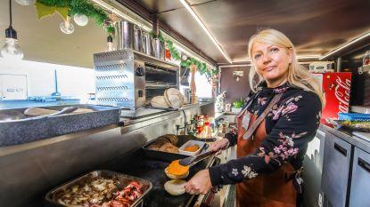 Bedrijvenzone dol op foodtruck van Brigitte
