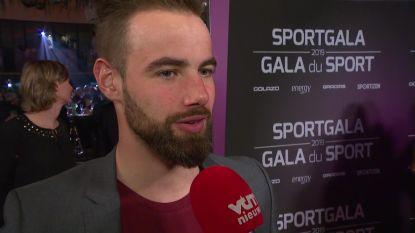 """Victor Campenaerts na tweede plaats: """"Niet ontgoocheld, eerder vereerd"""""""