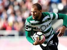 Dost niet bezig met vertrek: Wil kampioen worden met Sporting
