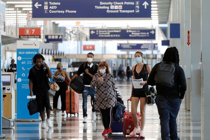 L'aéroport de Chicago
