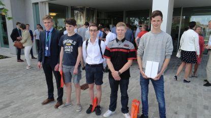 VOKA bekroont VTI-leerlingen met het beste eindwerk