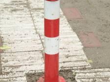 Gemeente Zuidplas: 'Fietspaaltjes zomaar weglaten is onveilig'