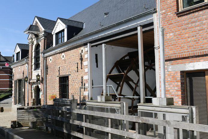 De watermolen van Meerhout draait weer sinds 2019.