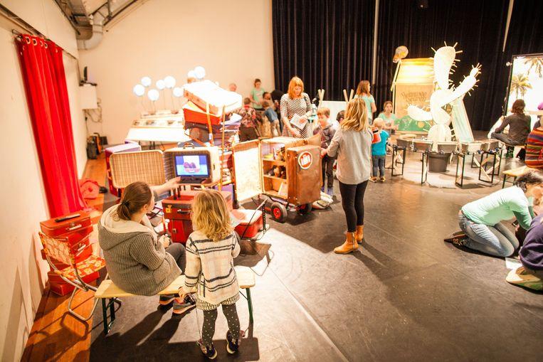Fantastisch Kinderfilm Festival Beeld Corneel de Wilde