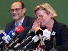 La question qui a particulièrement ému Delphine de Saxe-Cobourg