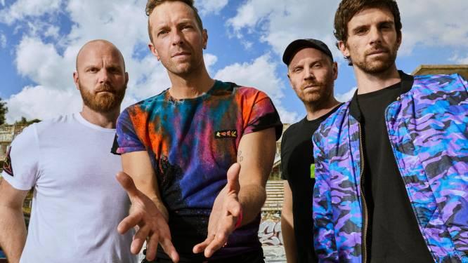 Coldplay stopt bij twaalf albums met nieuwe muziek maken