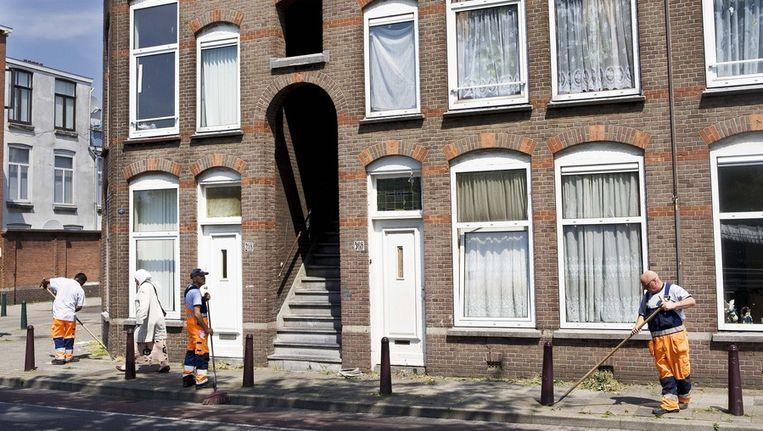 De Haagse Schilderswijk op archiefbeeld. Beeld anp