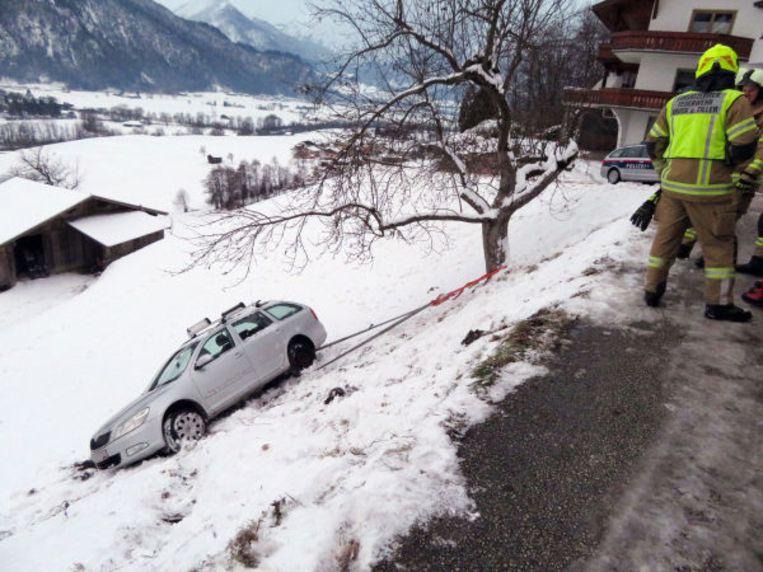 In Tirol gebeurden al enkele ongevallen.