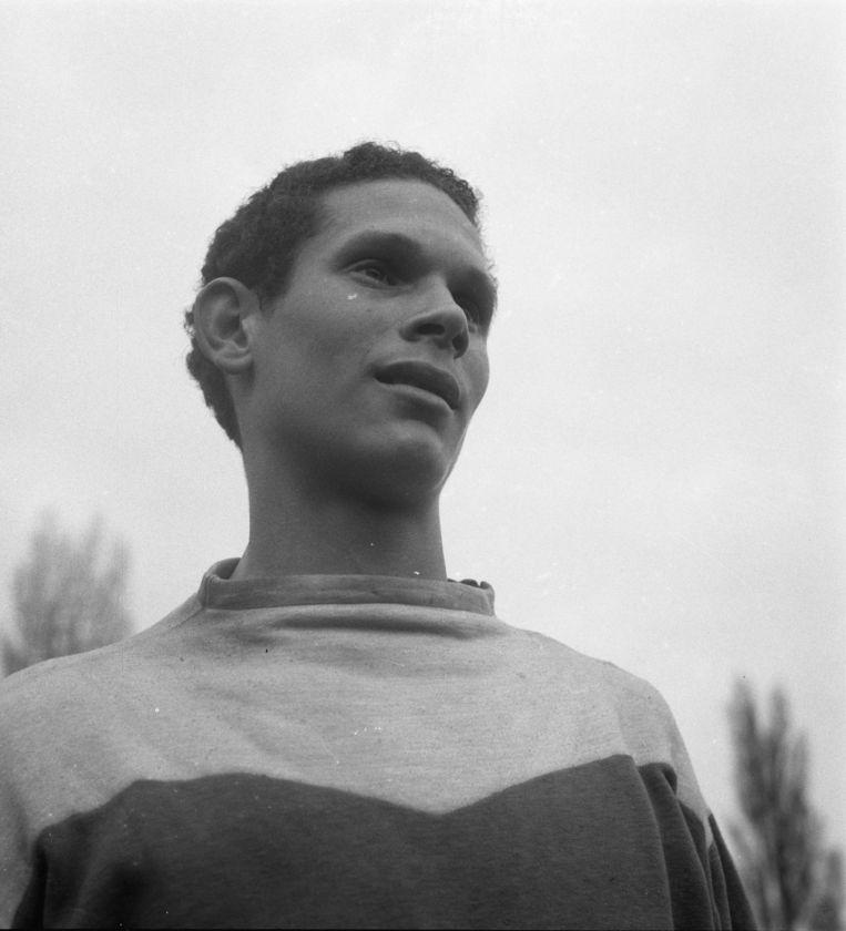 Henk Visser in 1952. Beeld Nationaal Archief