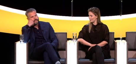 'De Slimste Mens ging op pauze om te googelen: hadden flirterige Tijl Beckand en Melissa Drost soms een relatie?'