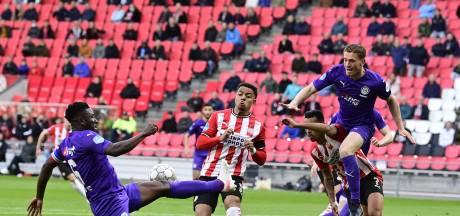 Dammers over penaltymoment tegen PSV: 'Wat een onzin'